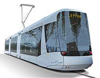 Light tramway LE PRIME