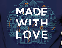 Made With Love - Apparel