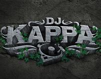 Dj Kappa Logotype