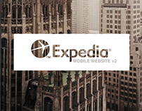 Expedia Mobile Website - Hotels v2