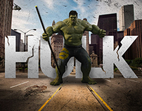 Hulk | Poster