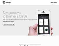 Bitcard Website Version 4