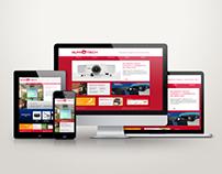 Sitio web Alpatech