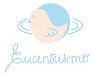 Identidade Visual do blog Eucentrismo