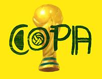 Copa Type / Tipografia Copa