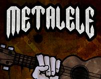 Death Metal Ukulele Challenge