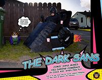 """""""The Dark Sans"""" Parody Challenge"""