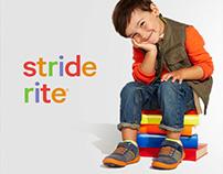 Stride Rite Website