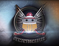 """""""Unmentionables"""" Video Logo"""