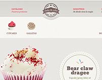 Bake&Cake WebDesign