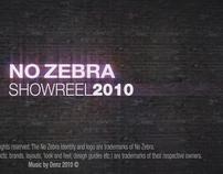 NoZebra Showreel 2010