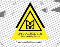 MACHETE / the ad & design fanzine