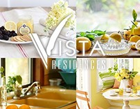 Vista Residences - Website Revamp Design Pitch