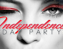 Independence | Day Party at Social 7.4.14 [Flyer]