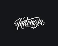 Recent custom lettering