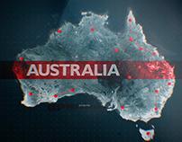 Crimes That Shook Australia - Title Sequence
