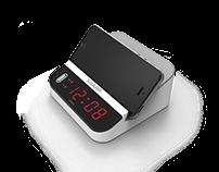 Cradle Alarm Clock