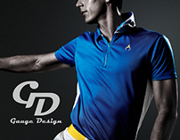Golf Apparel  // 2014 Look