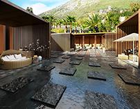 Resorts CGI