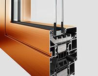 Schueco - window frames