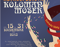 Poster: Koloman Moser