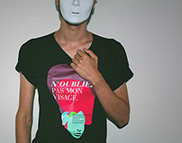 HAL:FACE | Unisex Graphic Tee