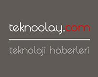Teknoolay.com Facebook Fan Cover