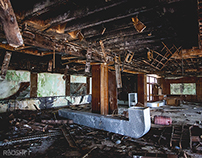 Hotel Europe – Abandoned and forgotten