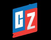 Cyberzonez Branding