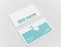 Ooo Water - Branding