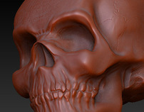 ZBrush first attempt