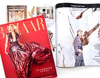 Harper's Bazaar Advertising Campaign