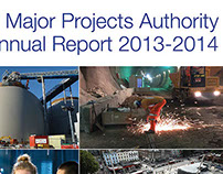 Major Projects Authority Annual Report 2014
