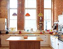 Stoke Newington Apartment