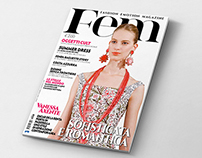 Fem - Fashion Emotion Magazine - Luglio 2014