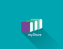 My Store Logo & App Demo