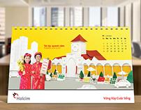 Holcim Calendar 2014