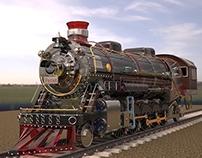 Train of Glass