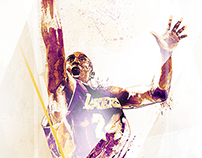Kobe Bryant series piece 4