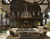 The loft VR