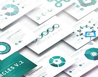 CIRCLES V.2 - Keynote Infographics Slides