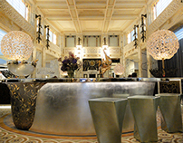 Hyatt Vienna Design by FG Stijl