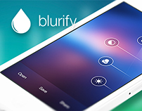 Blurify iOS App
