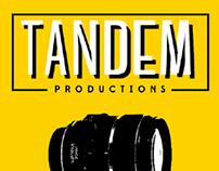 Tandem Productions Logo & Branding