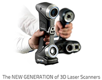 The HandySCAN 3D Lineup