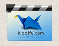 Webdesign & UI Kit for kiddify