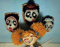Goldilocks and the Three Panda Bears