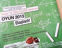 OYUN Dergi Kapak / Magazine Cover