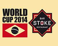 STOKE BAR / FIFA WORLD CUP 2014