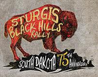 Black Hills Rally Art